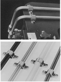 Cush-A-Clamp Cushioned Tube Clamping System | FTI Ltd