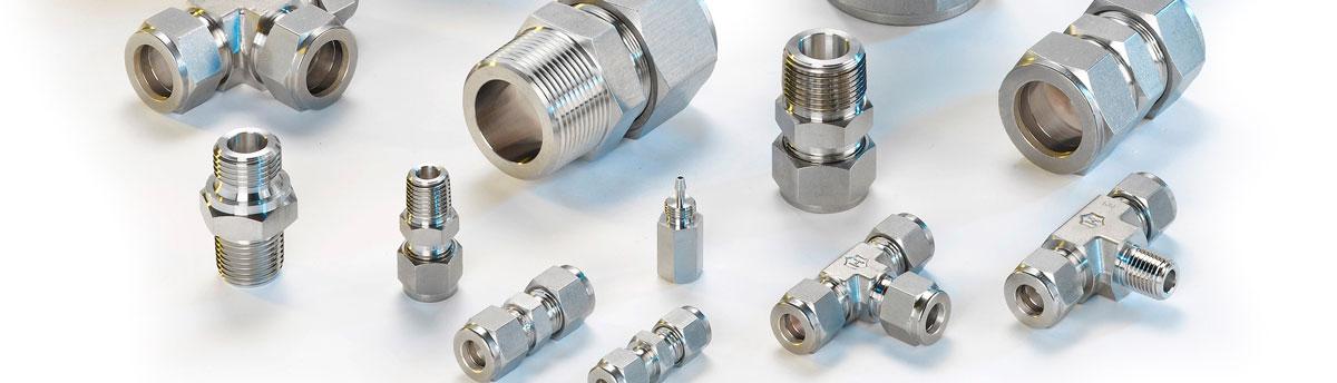 Ham-Let & Swagelok® Instrumentation Fluid & Gas Handling