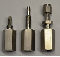 Special Fittings and Vacuum Screws